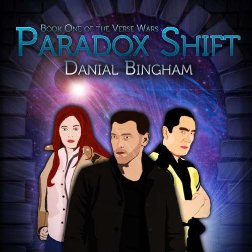 Paradox Shift Book Cover
